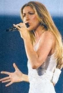 Celine singer for On traverse un miroir celine dion