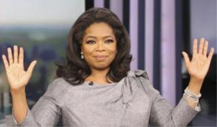 Oprah Winfrey - Television and Other Media Personality