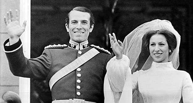 At the time of her wedding she may have become the people 39s princess